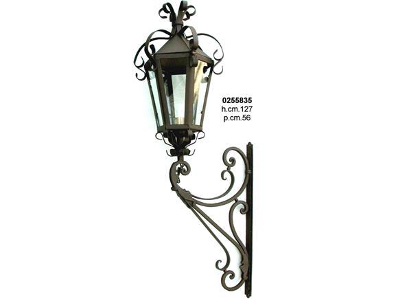 Lanterne venezia illuminazione da esterno arte e stile - Lanterne da esterno in ferro battuto ...