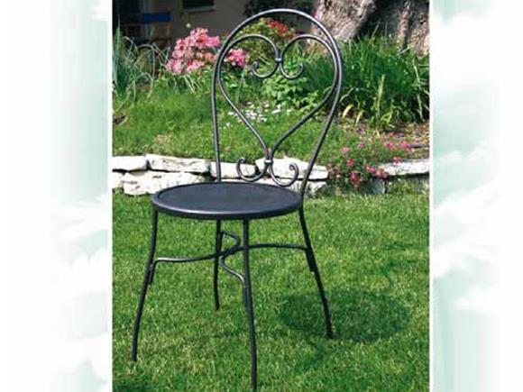 Cuscino per sedie da giardino sagomato con schienale vari colori