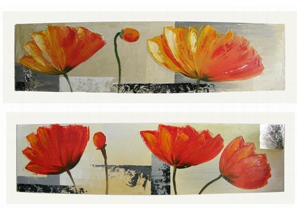 in legno e di design Dipinti su tela e quadri Dipinti su legno ...