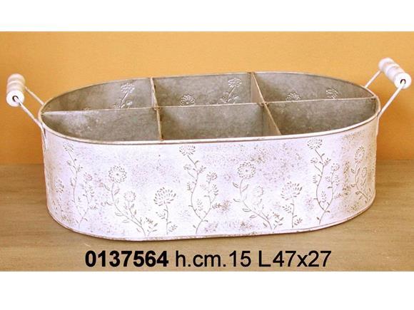 Set contenitori flower accessori da cucina arte e stile - Contenitori da cucina ...
