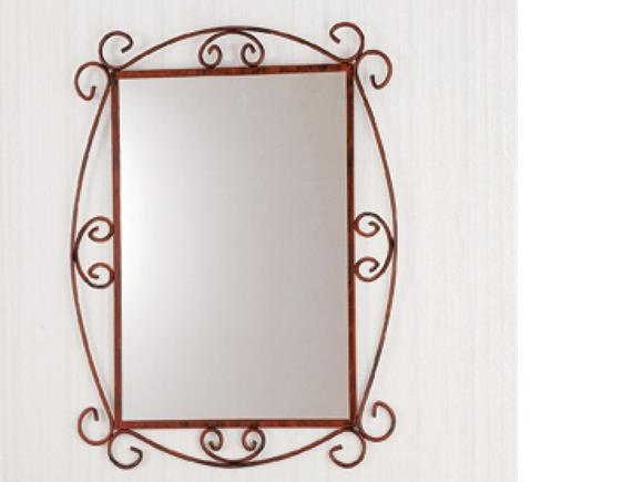 Consolle In Ferro Battuto Con Specchio.Specchio E Consolle Verona Specchi E Consolle In Ferro Arte E Stile