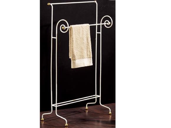 Porta Asciugamani Da Bagno In Ferro Battuto : Porta asciugamani r arredo bagno in ferro battuto arte e stile
