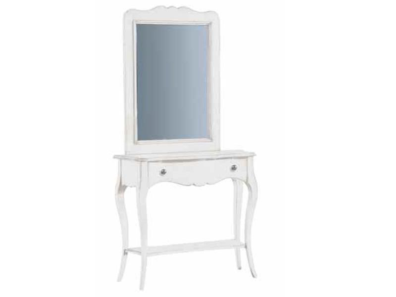 Consolle Legno E Ferro Battuto.Consolle E Specchio Art Tt1283 Tt1284 Specchi Specchiere E