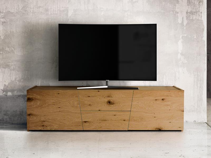 Porta Televisori Legno.Porta Tv In Legno Art Tt889