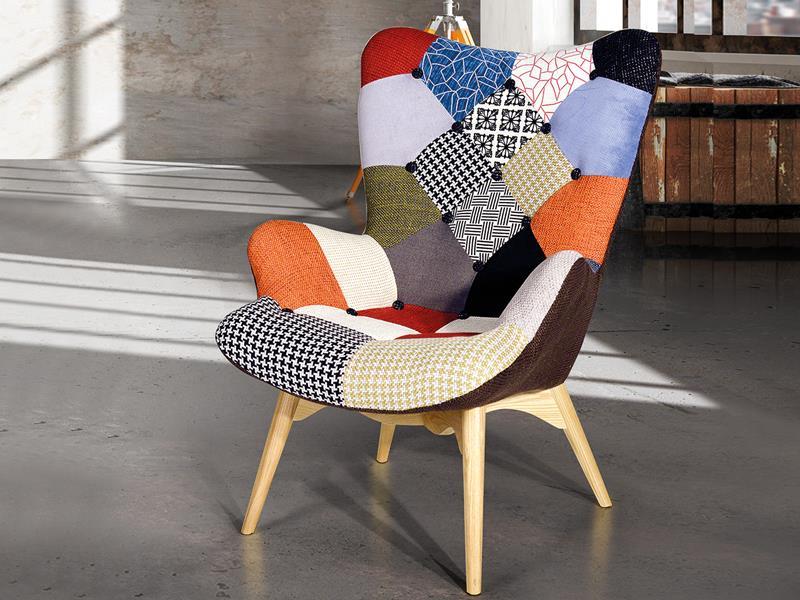 Poltrona di design art tt sedie e poltrone arte e stile