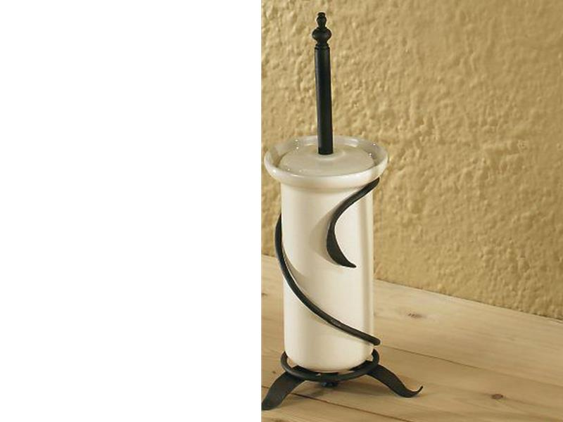 Accessori Bagno In Ferro Battuto E Ceramica.Arredo Bagno Collezione Foglia Arredo Bagno In Ferro Battuto Arte