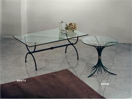 Tavolini Da Salotto In Ferro Battuto Prezzi.Tavoli E Tavolini In Ferro Battuto Arte Stile