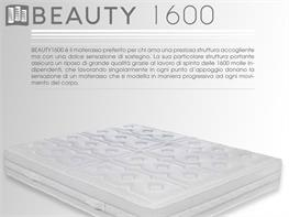 Materasso Beauty 1600