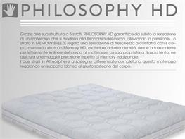 Materasso Philosophy HD